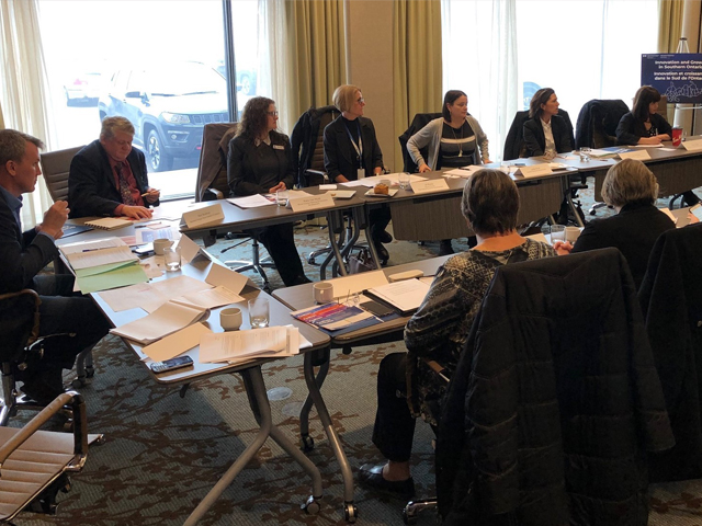 Open and Positive Discussions at Regional Roundtables