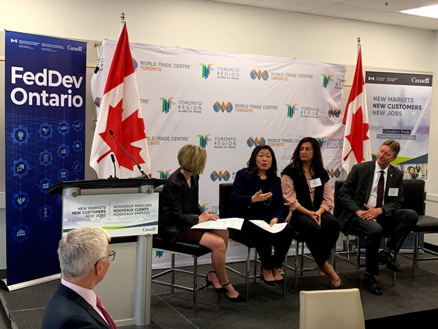 FedDev Ontario Tops Up TAP to Support Export Readiness
