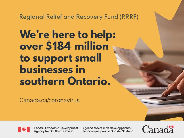 Government of Canada announces more support for businesses amid COVID-19