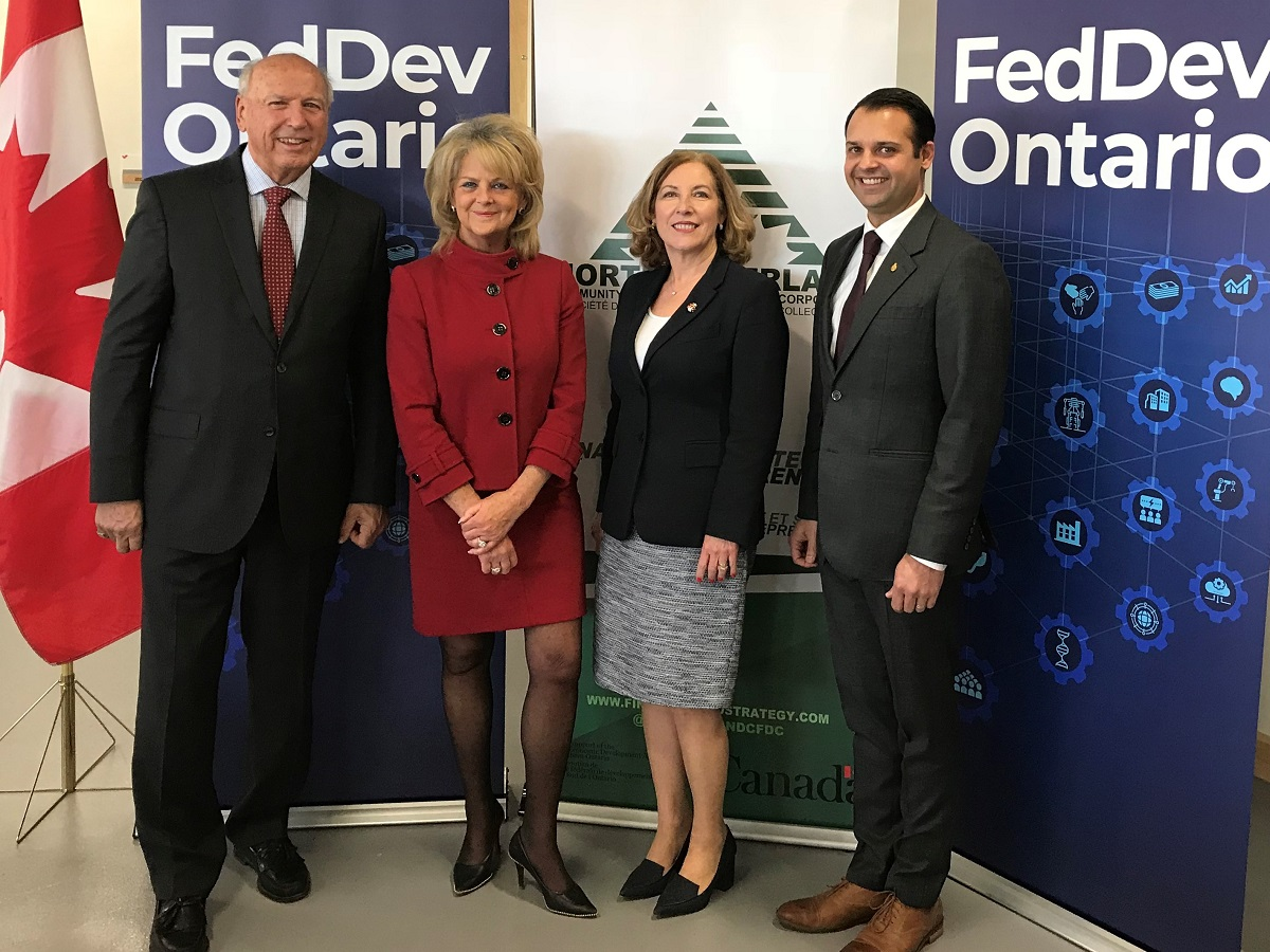 FedDev Ontario Provides New Funding for Eastern Ontario Start-ups