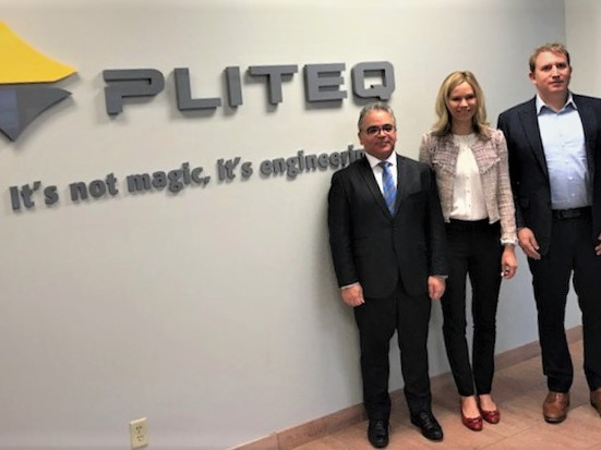 FedDev Ontario Supports a Sound Future by Funding Clean Tech Manufacturer, Pliteq