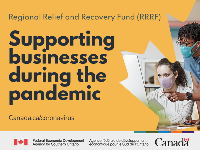 Regional Relief and Recovery Fund extended and expanded in southern Ontario