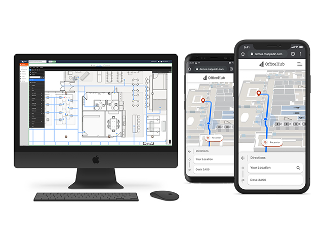Mappedin et ServiceNow s'associent pour améliorer la sécurité en milieu de travail et la navigation