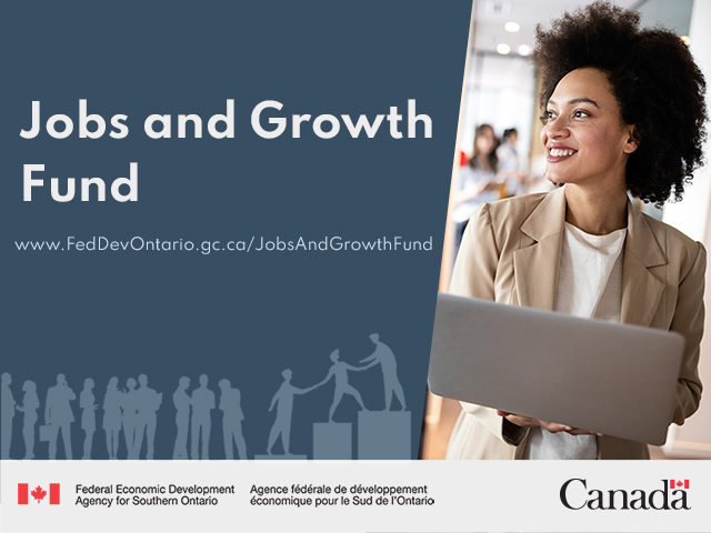 Government of Canada launches new funding to create jobs and boost innovation
