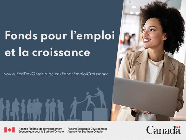 Le gouvernement du Canada lance un nouveau financement pour créer des emplois et stimuler l'innovation