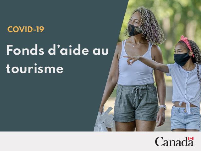 Nouveau financement pour le secteur touristique canadien