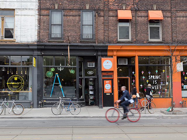 New FedDev Ontario investment to revitalize Toronto neighbourhoods and main street businesses